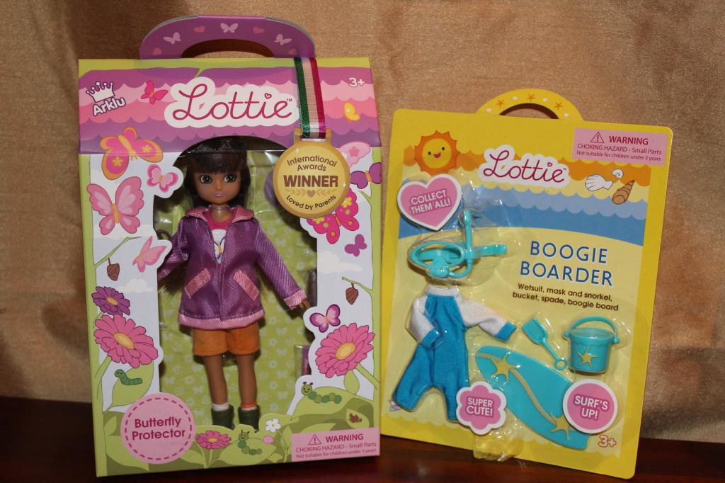 Lottie Dolls Butterfly Protector Lottie