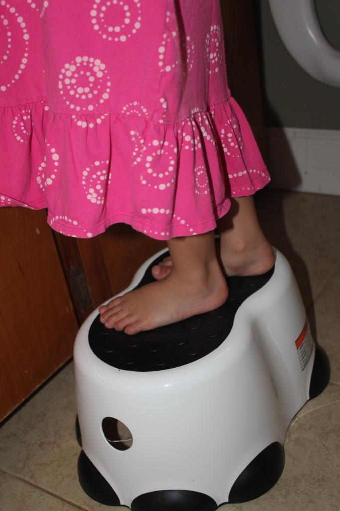 kids bumbo step stool