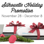 *HOT* Silhouette Holiday Sales – 11/28 to 12/08