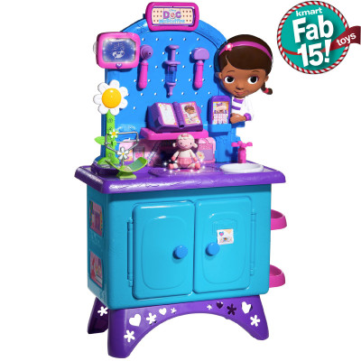 Doc McStuffins Get Better Check Up Center – Kmart's Fab 15 *2013 Holiday Gift idea*