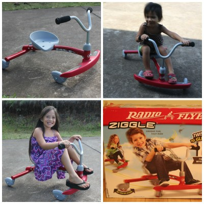 Radio Flyer Ziggle *2013 Holiday Gift Idea*