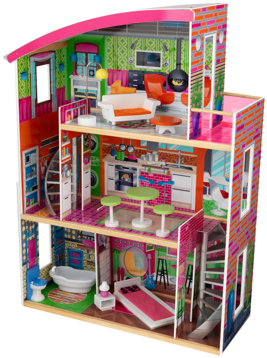 Kidkraft designer dollhouse 2013 holiday gift idea for Couture house