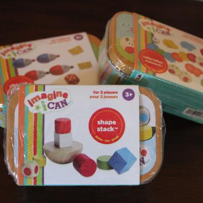 Imagine I Can Tin Games *2013 Holiday Gift idea*