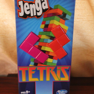 Jenga Tetris Review