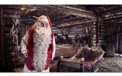 Portable North Pole – Personalized Video Message & Phone Call from Santa