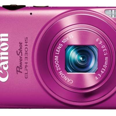 Canon Powershot 330 HS from Rakuten.com Shopping *2013 Holiday Gift Idea*