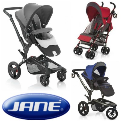 Pish Posh and Jane Have Teamed Up – The stroller you've been looking for!