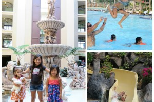 Our Weekend at the Hilton Waikoloa Village