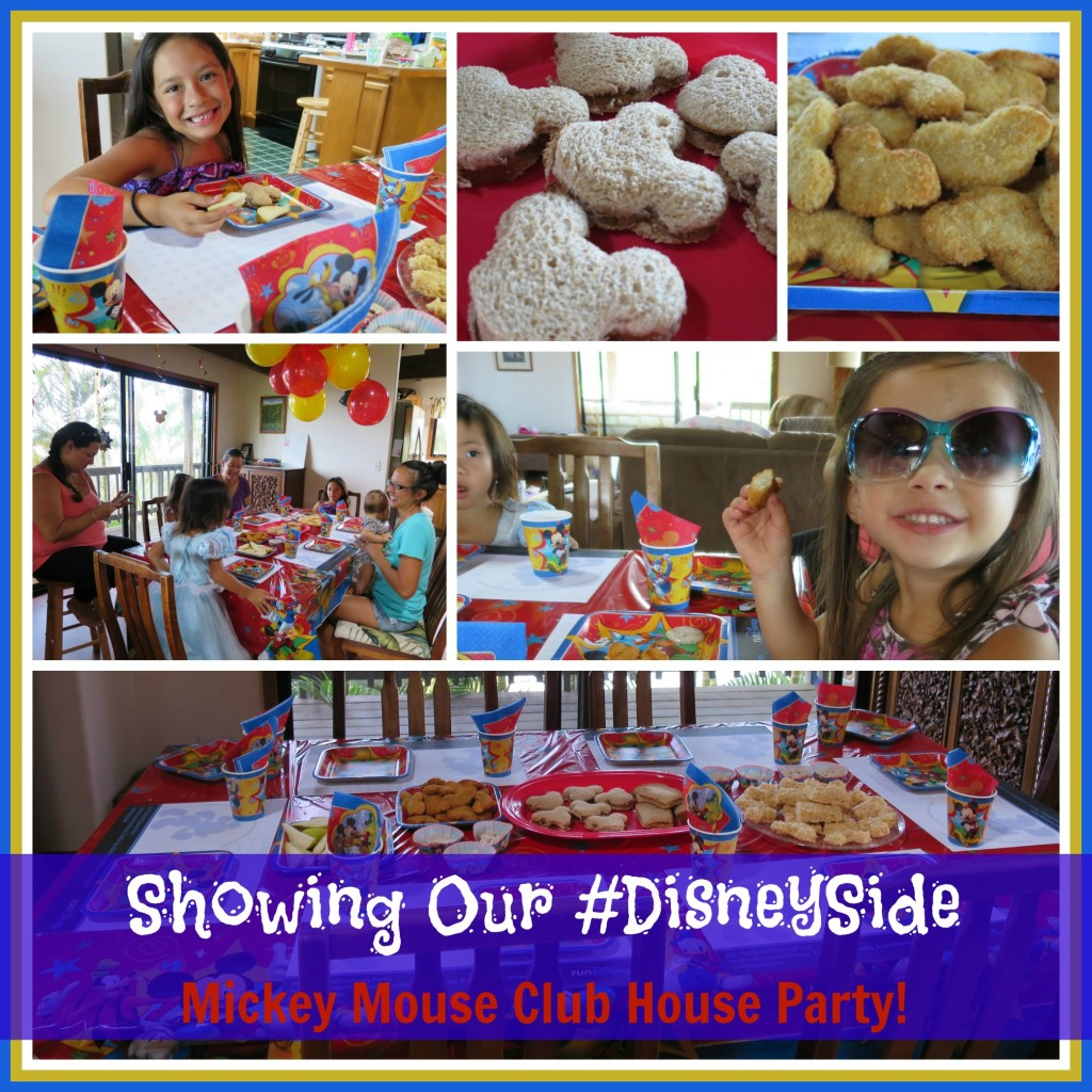 #DisneySide mickey party