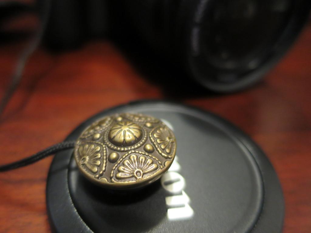 camera lens cap saver
