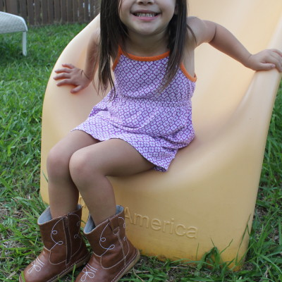 Wee Squeak Cowboy Boots Review & Giveaway + 50% Off Coupon!