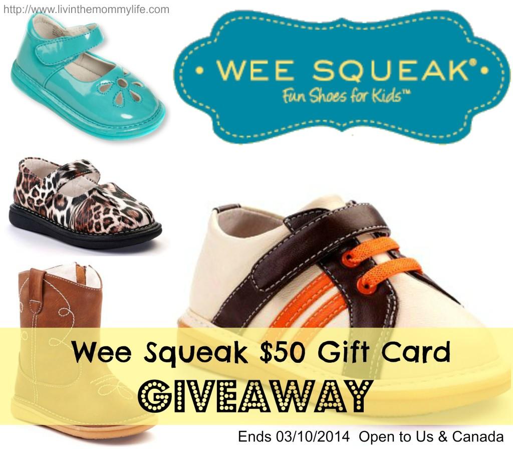 WeeSqueak Giveaway