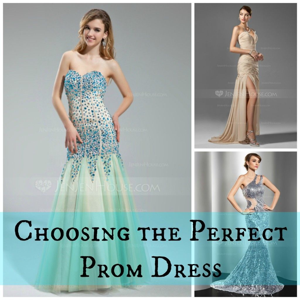 Choosing the Perfect Prom Dress
