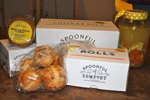 Spoonful of Comfort – Chicken Noodle Soup Gift Packages