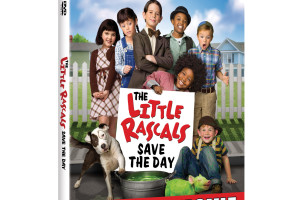 The Little Rascals Save The Day on Blu-ray, DVD, & Digital HD
