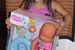 Nenuco Bathtime Doll