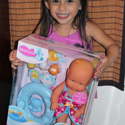 Nenuco Bathtime Doll