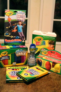 crayola sidewalk chalk and products