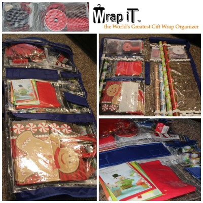 Get Organized with Wrap iT – The World's Greatest Gift Wrap Organizer!