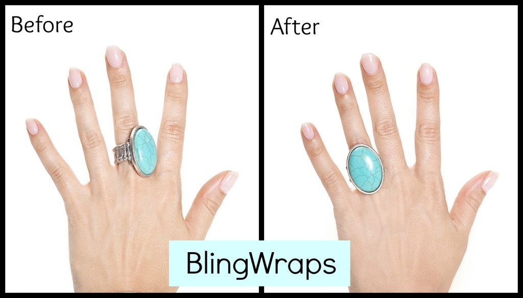 BlingWraps Before & After