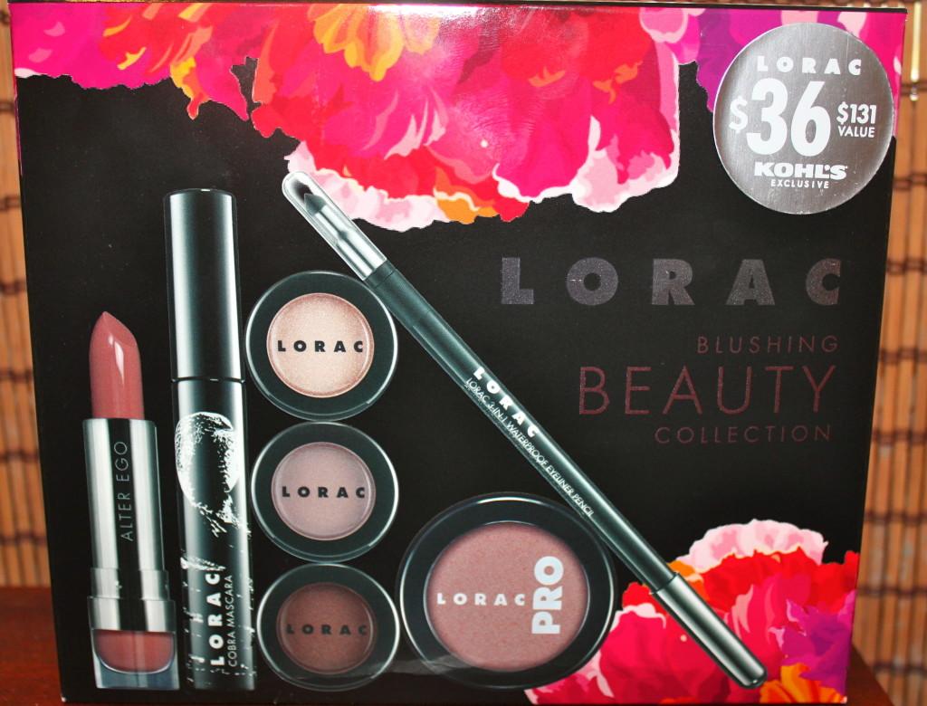 LORAC Cosmetics set