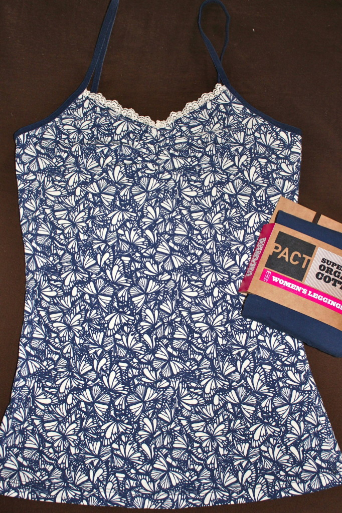 PACT Organic cotton camisole