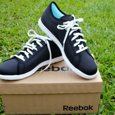 Spend your day in comfort with Reebok Skyscape Runaround Walking Shoes
