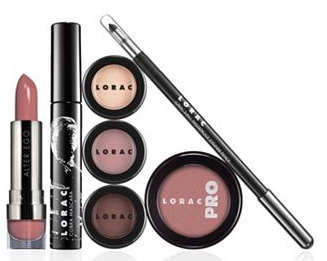 LORAC Blushing Beauty makeup Set