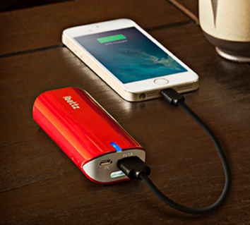 portable compact phone charger