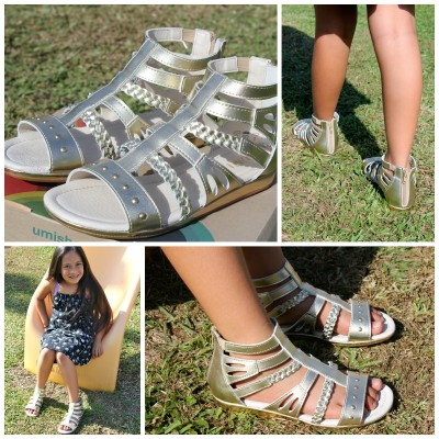 Umi – Stylish Sandals for your Little Girl – Review & Giveaway