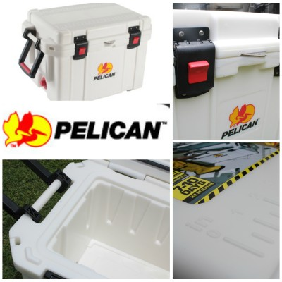 Need a cooler that's sure to keep things COLD?  Get a Pelican!