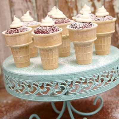 Texas Pete Red Velvet Cones