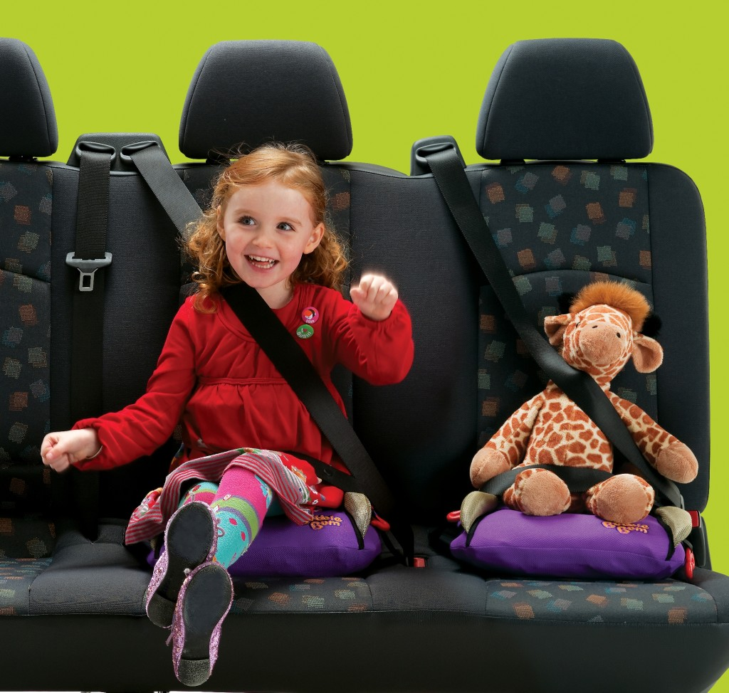 compact lightweight booster seat