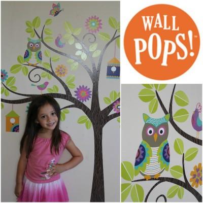 WallPops makes the Perfect Playroom Decor