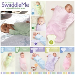 SwaddleMe adjustable infant wrap review