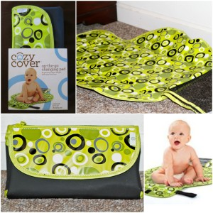 on-the-go changing pad