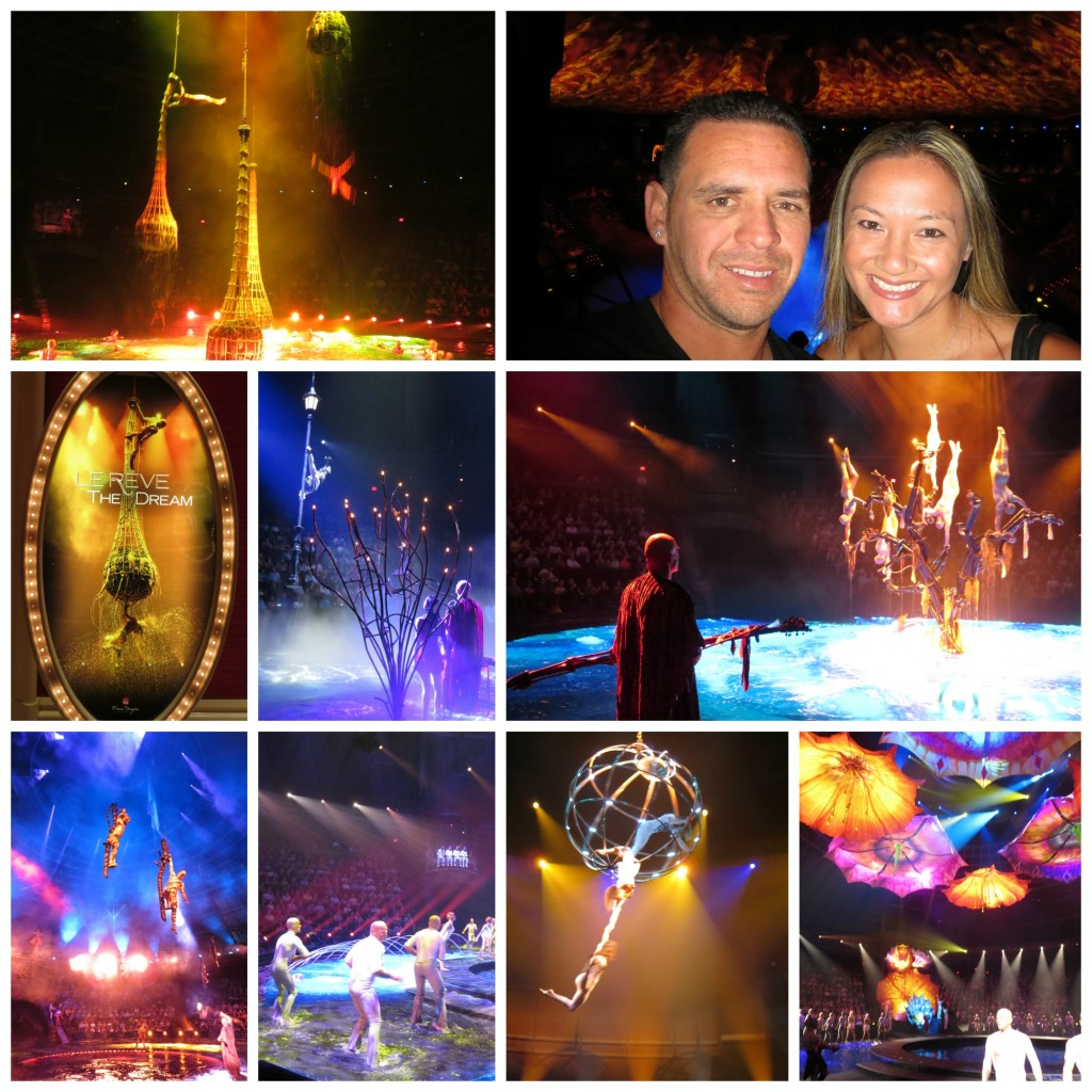 Le Reve The Dream Las Vegas
