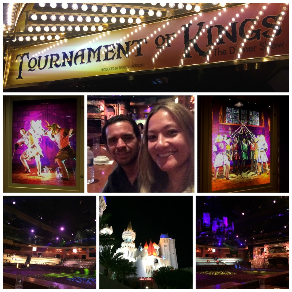 Tournament Of Kings Dinner Show Vegas