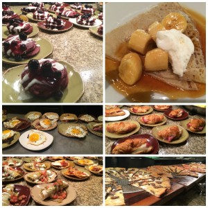 Bacchanal Buffet Vegas Breakfast