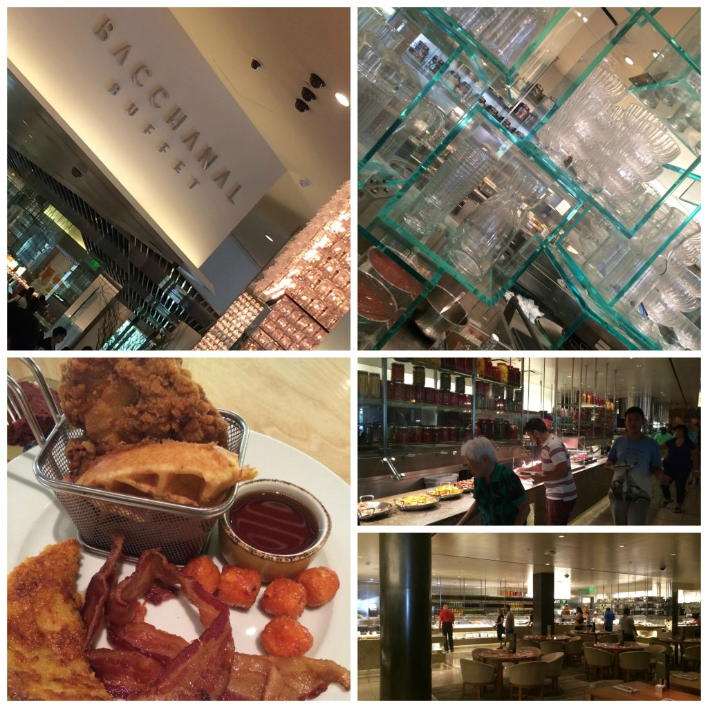 Bacchanal Buffet Vegas review