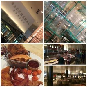 Bacchanal Buffet Vegas review