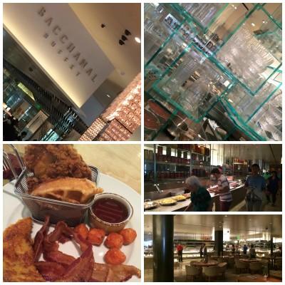 Bacchanal Buffet at Caesars Palace – Best Breakfast Buffet in Las Vegas