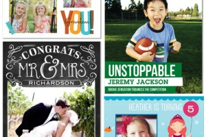 FREE Personalized Greeting Card from Treat by Shutterfly