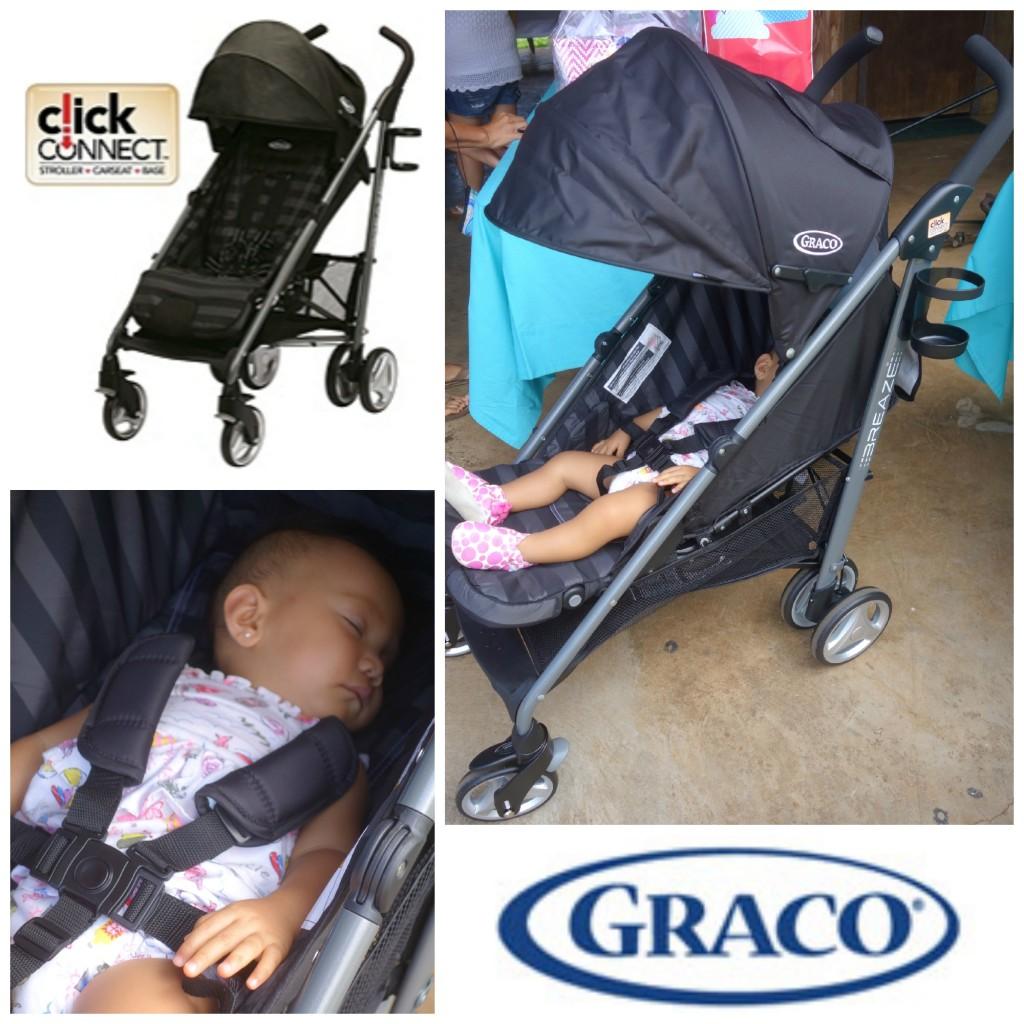 Graco Breaze Stroller