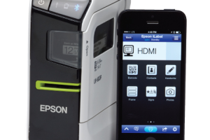Creating Labels with the Epson LabelWorks™ LW-600P Portable Label Printer