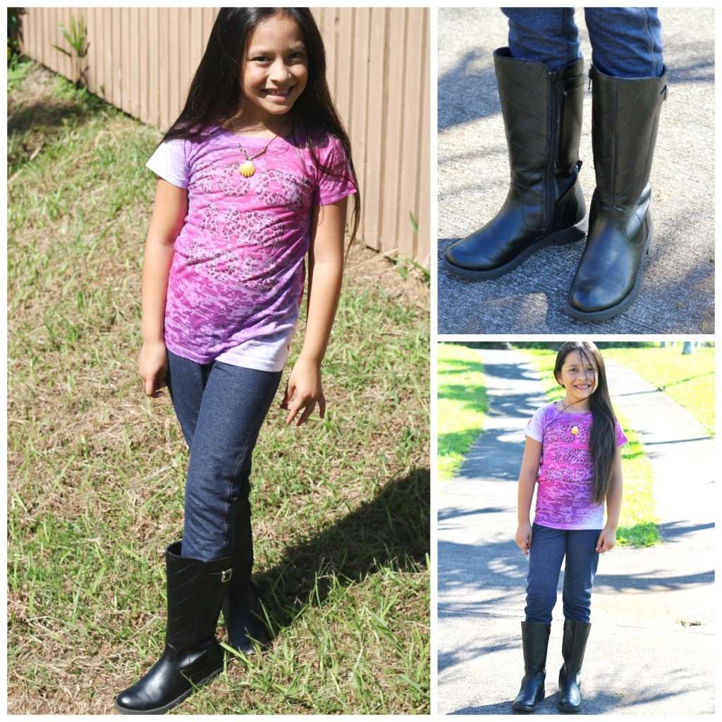 Umi Shoes Girls Fall Boots