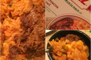 Making Dinner Time Easier with Herdez Cocina Mexicana Frozen Bowls