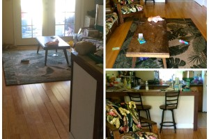 Cleaning House – Before & After