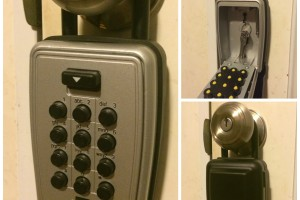 Keep your home safe with the Master Lock Portable Lock Box
