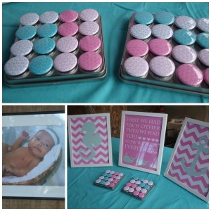 nautical welcome baby shower ideas